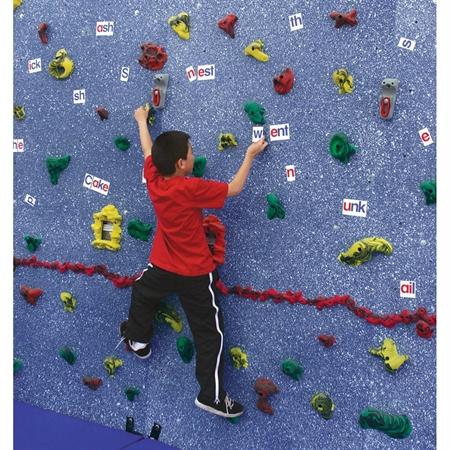 Kinesthetic Climbing Wall